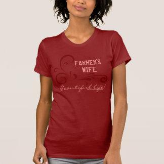Die Ehefrau des Bauern, schöner Leben-T - Shirt