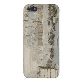 Die Elster (1869) iPhone 5 Schutzhülle