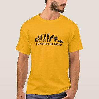 Die Entwicklung von Betrunkenen T-Shirt