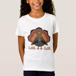 Die Erntedank-Türkei-Shirt T-Shirt