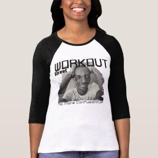 Die Fitness der Frauen T-Shirt