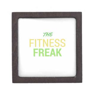 Die Fitness Freak-Zitrone Schachtel