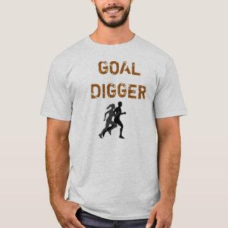 Die Fitness-T-Stück der Männer T-Shirt