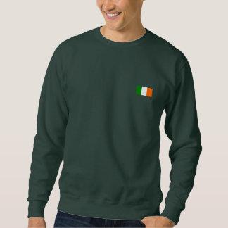 Die Flagge von Irland Sweatshirt