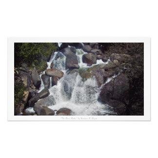 """Die Fluss-Felsen,"" Yosemite-Natur-Dekor Kunst Fotos"