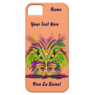 Die folgenden Karneval-Königin-Ansicht-Anmerkungen iPhone 5 Case