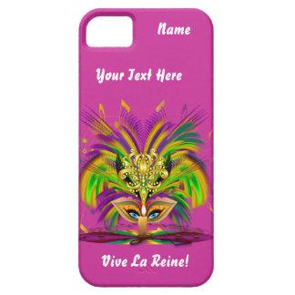 Die folgenden Karneval-Königin-Ansicht-Anmerkungen iPhone 5 Schutzhüllen