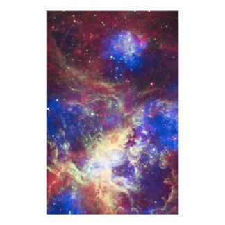 Die Galaxie Individuelles Büropapier