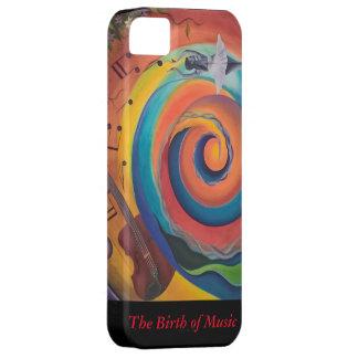 Die Geburt von Musik iPhone 5 Schutzhüllen