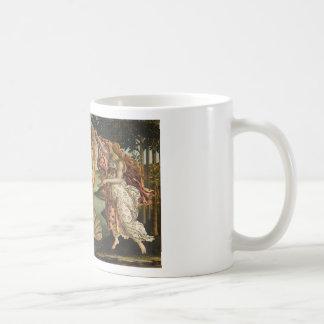 Die Geburt von Venus - Sandro Botticelli Kaffeetasse