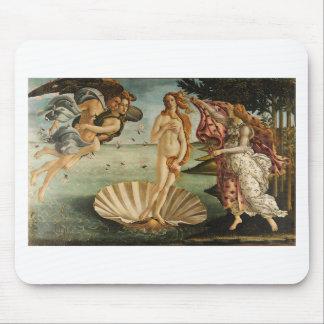 Die Geburt von Venus - Sandro Botticelli Mousepad