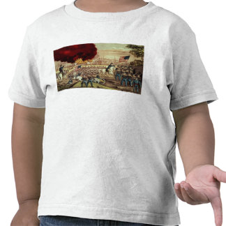 Die Gefangennahme von Atlanta durch die Gewerkscha Hemden