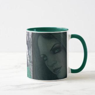 Die geheime Tempel-Tasse Tasse