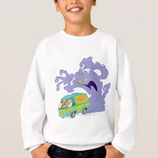 Die Geheimnis-Maschine schoss 20 Sweatshirt