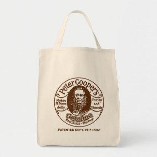 Die Gelatine-Taschen-Tasche Peter-Fassbinders Einkaufstasche