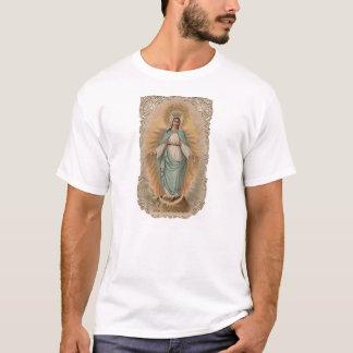 Die gesegnete Jungfrau Mary - Unbefleckte T-Shirt