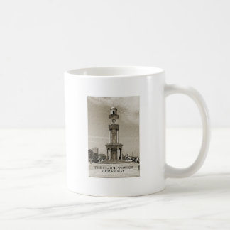 Die Glockenturm-Herne-Bucht Tasse