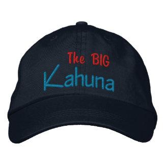 Die GROSSE Kahuna gestickte Kappe Bestickte Mütze