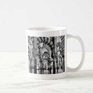 Die große Moschee von Cordoba Kaffeetasse