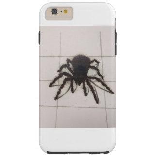 Die große schwarze Spinne Tough iPhone 6 Plus Hülle
