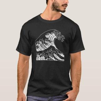 Die große Welle T-Shirt