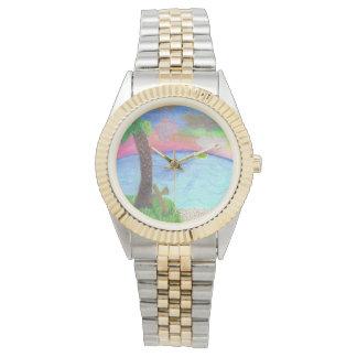 Die größeres Ufer-inspirierend Uhr