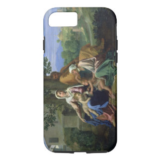 Die heilige Familie mit SS. John, Elizabeth und iPhone 8/7 Hülle