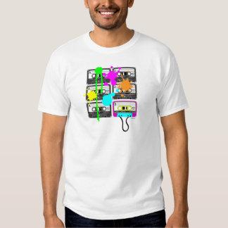 die hellen Shirts der 80er Spalt