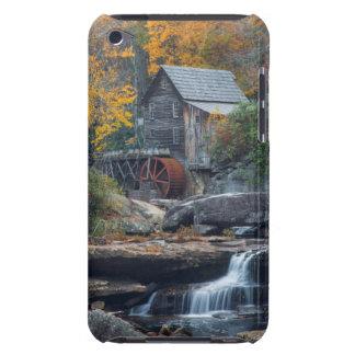 Die historische Mahlgut-Mühle auf Barely There iPod Hülle