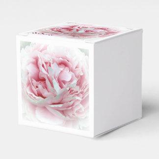 Die Hochzeits-Blume Geschenkkarton