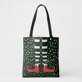 Die hohe Elf-WeihnachtsTaschen-Tasche