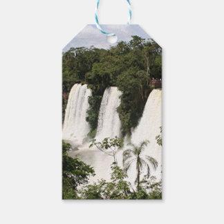 Die Iguaçu-Wasserfälle, Argentinien, Südamerika Geschenkanhänger