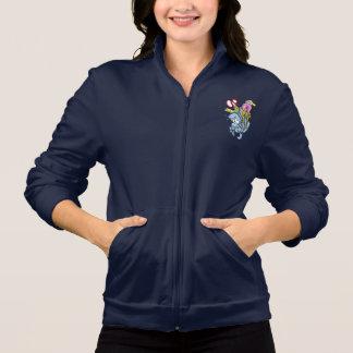 Die Jacke der Schulbedarf-Frauen