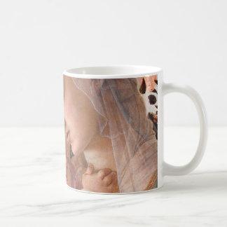 Die Jungfrau und das Kind Alessandros Botticellis Tasse
