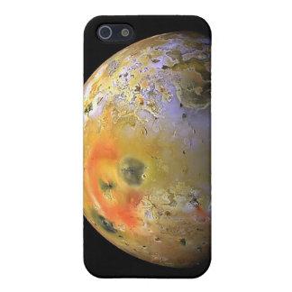Die Jupiter-Mond Lo NASA iPhone 5 Hülle