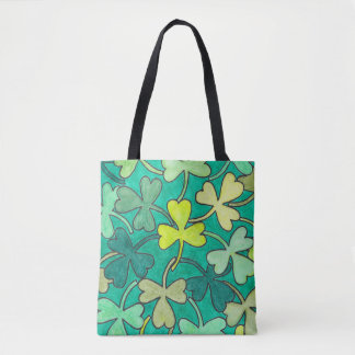 Die Kleeblatt-Taschen-Tasche