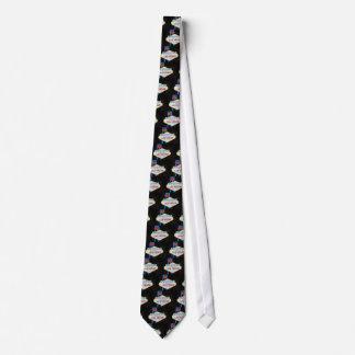 Die Kleidung der fabelhaften Las Personalisierte Krawatte