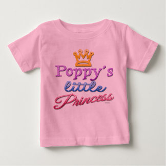 Die kleine Prinzessin Baby Toddler T-Shirt der