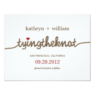Save the Date Karten von Zazzle
