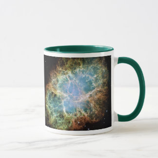 Die Krabben-Nebelfleck-Supernova NASA Tasse