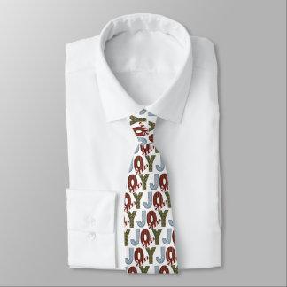 Die Krawatte der Freude-Männer