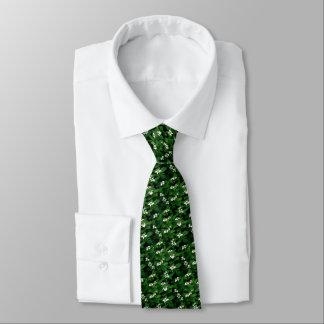 Die Krawatte der kanadischen Bunchberry-Männer