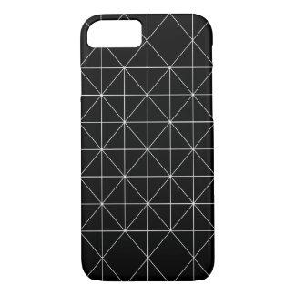 Die Kristalltempel-heilige Geometrie iPhone 8/7 Hülle