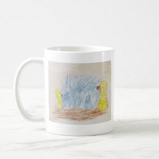 Die Kunst-Tasse des Kindes Tasse