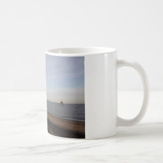 Die Küste Kaffeetasse