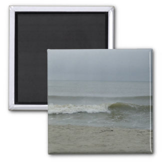 Die Küste Quadratischer Magnet