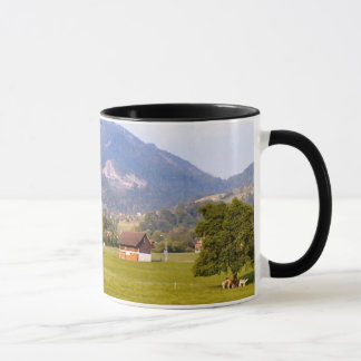 Die ländliche Schweiz Tasse