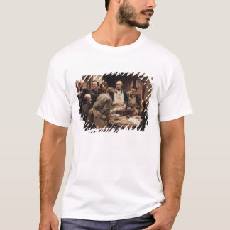Die Lektion von Claude Bernard T-Shirt