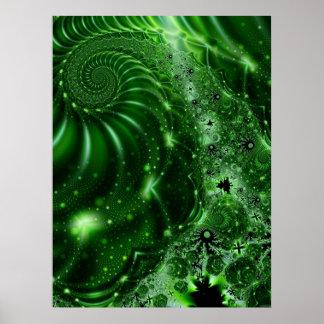 Die Magie der Natur Poster