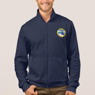 Die Marine-Jacke der Männer Jacke
